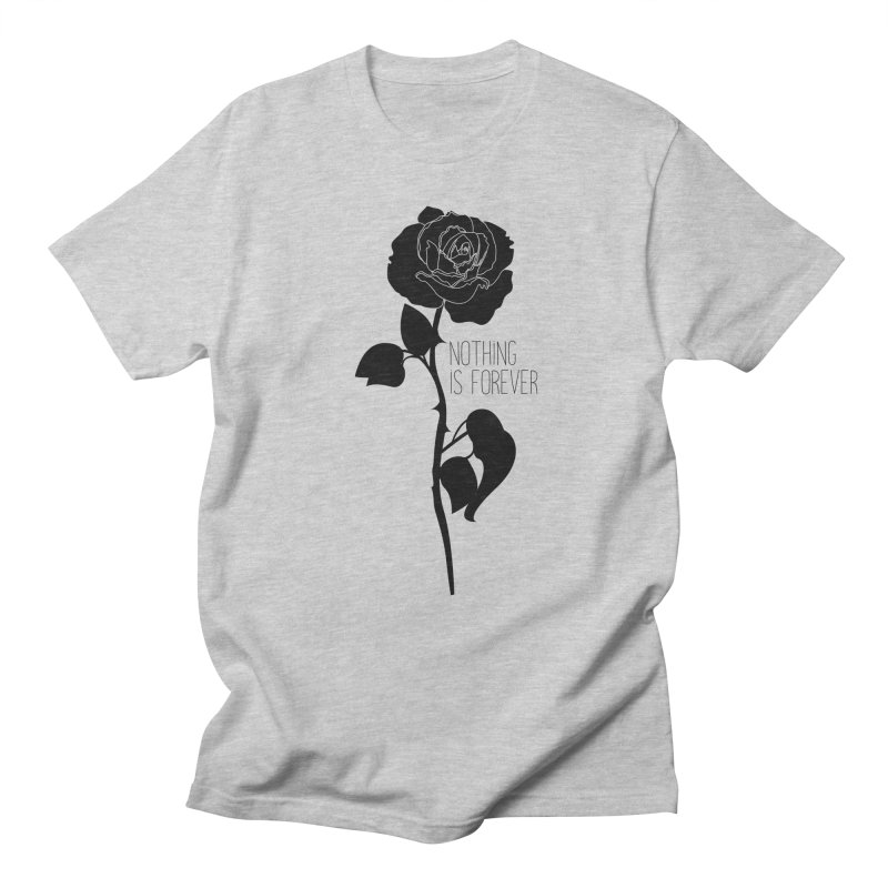 Nothing 4EVR Women's Unisex T-Shirt by DolceQ's Artist Shop