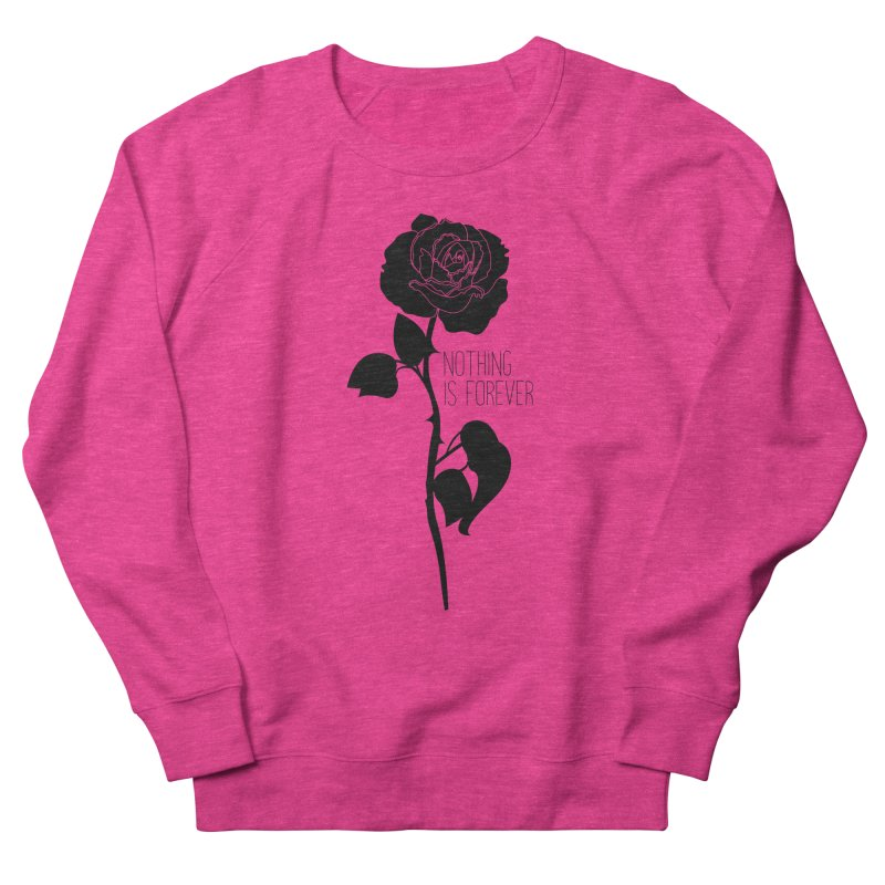 Nothing 4EVR Men's Sweatshirt by DolceQ's Artist Shop