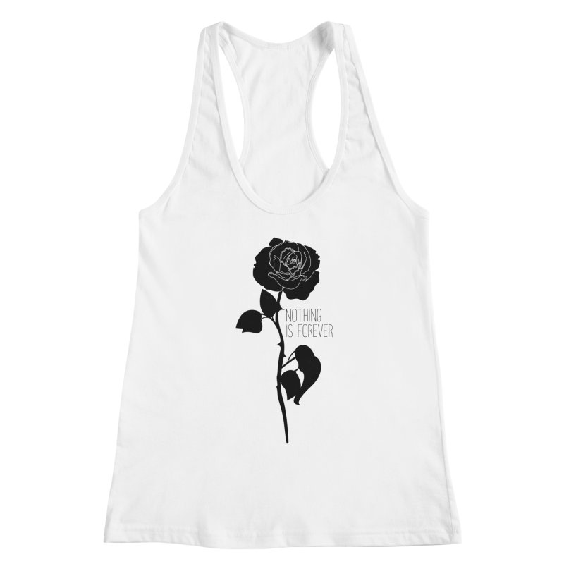 Nothing 4EVR Women's Tank by DolceQ's Artist Shop