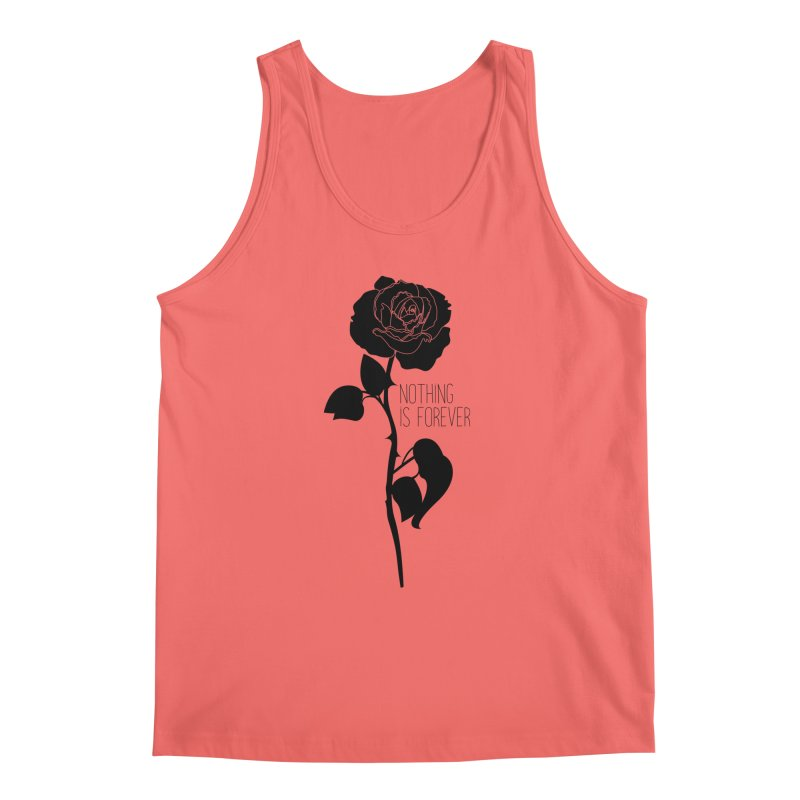 Nothing 4EVR Men's Tank by DolceQ's Artist Shop