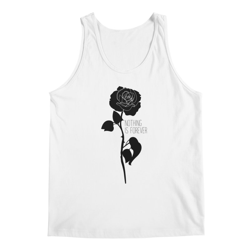 Nothing 4EVR Men's Regular Tank by DolceQ's Artist Shop