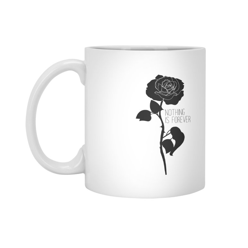 Nothing 4EVR Accessories Mug by DolceQ's Artist Shop