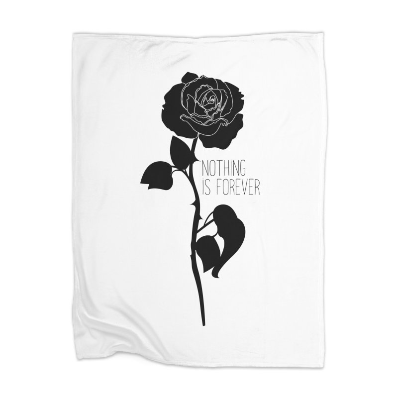 Nothing 4EVR Home Blanket by DolceQ's Artist Shop