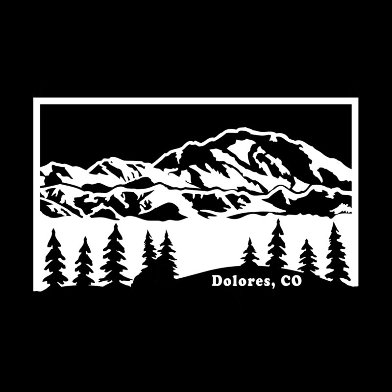 Colorado Mountains Men's Tank by dolores outfitters's Artist Shop