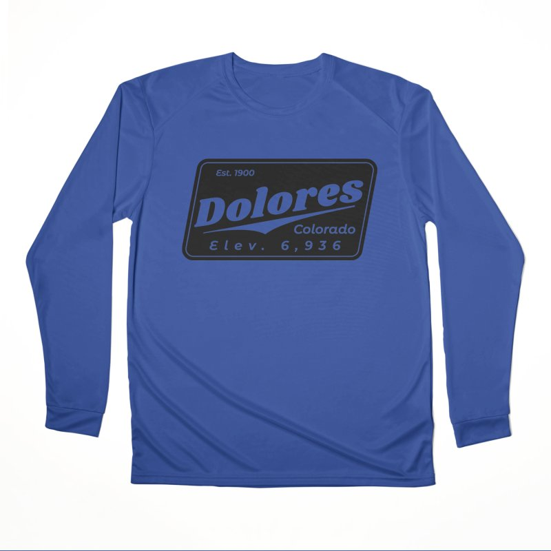 Dolores Beer Men's Performance Longsleeve T-Shirt by dolores outfitters's Artist Shop