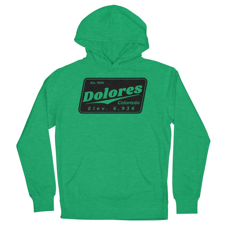 Dolores Beer Women's French Terry Pullover Hoody by dolores outfitters's Artist Shop