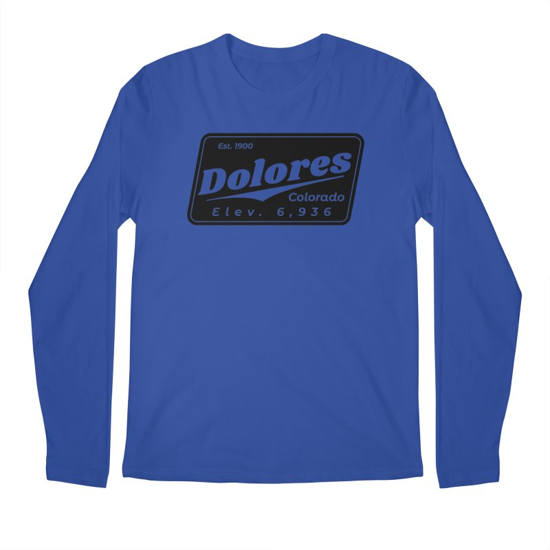 Dolores Beer Men's Regular Longsleeve T-Shirt by dolores outfitters's Artist Shop