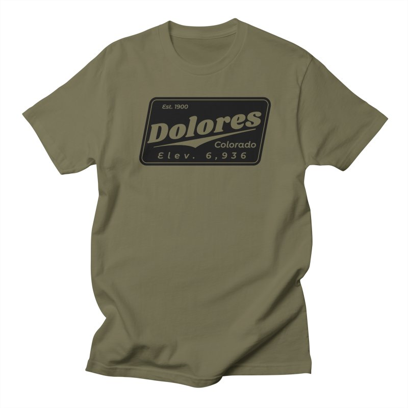 Dolores Beer Women's Regular Unisex T-Shirt by dolores outfitters's Artist Shop