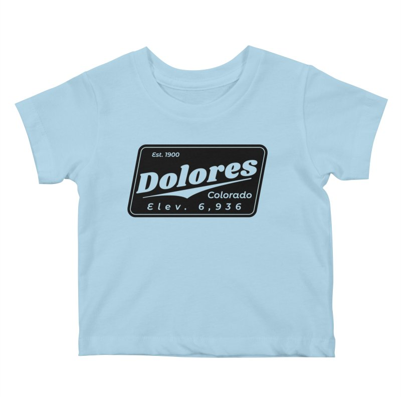 Dolores Beer Kids Baby T-Shirt by dolores outfitters's Artist Shop
