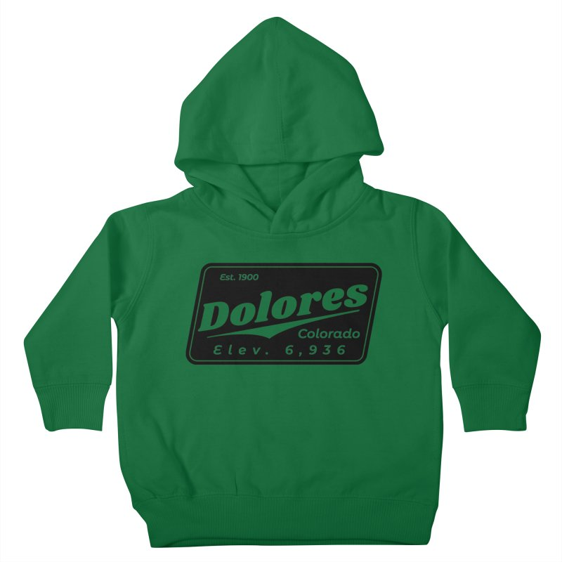 Dolores Beer Kids Toddler Pullover Hoody by dolores outfitters's Artist Shop