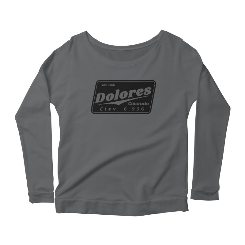 Dolores Beer Women's Scoop Neck Longsleeve T-Shirt by dolores outfitters's Artist Shop
