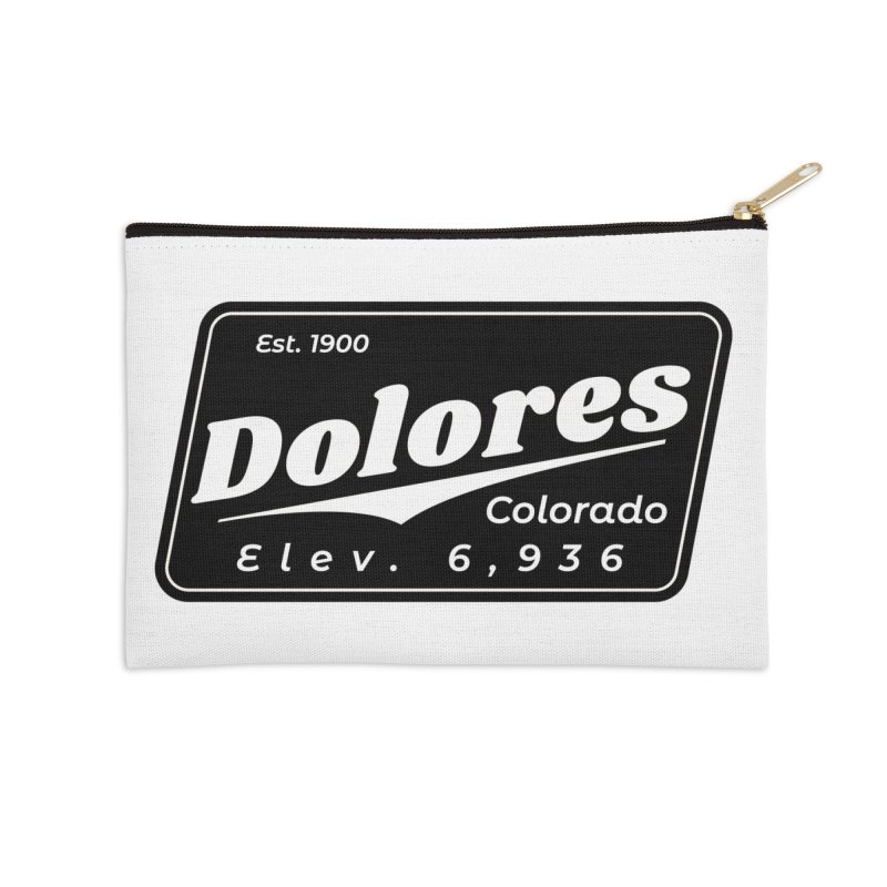 Dolores Beer Accessories Zip Pouch by dolores outfitters's Artist Shop