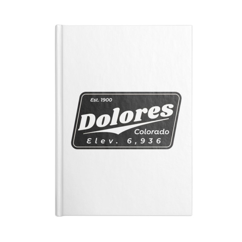 Dolores Beer Accessories Blank Journal Notebook by dolores outfitters's Artist Shop