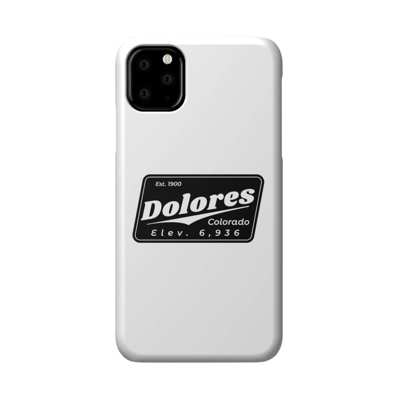 Dolores Beer Accessories Phone Case by dolores outfitters's Artist Shop