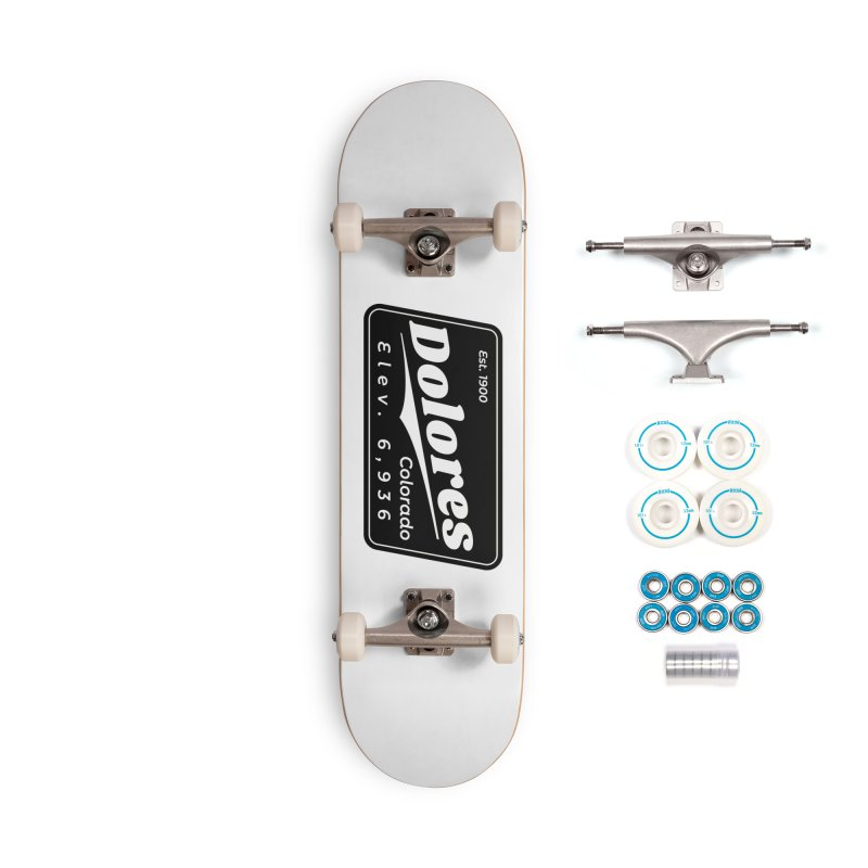 Dolores Beer Accessories Complete - Basic Skateboard by dolores outfitters's Artist Shop