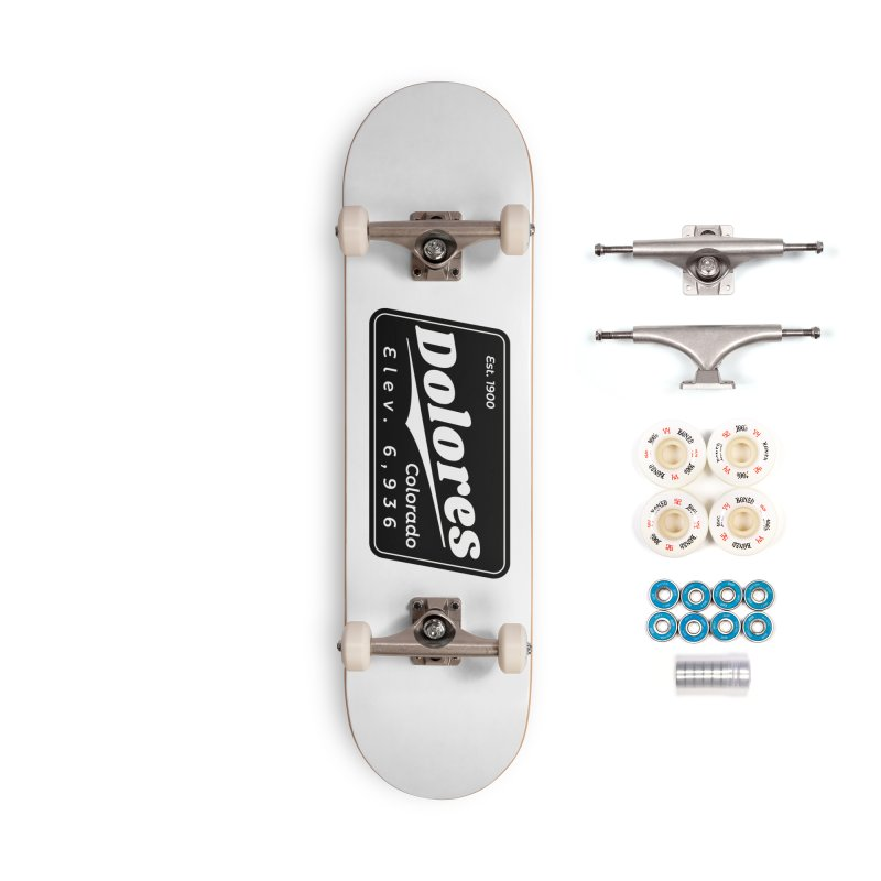 Dolores Beer Accessories Complete - Premium Skateboard by dolores outfitters's Artist Shop