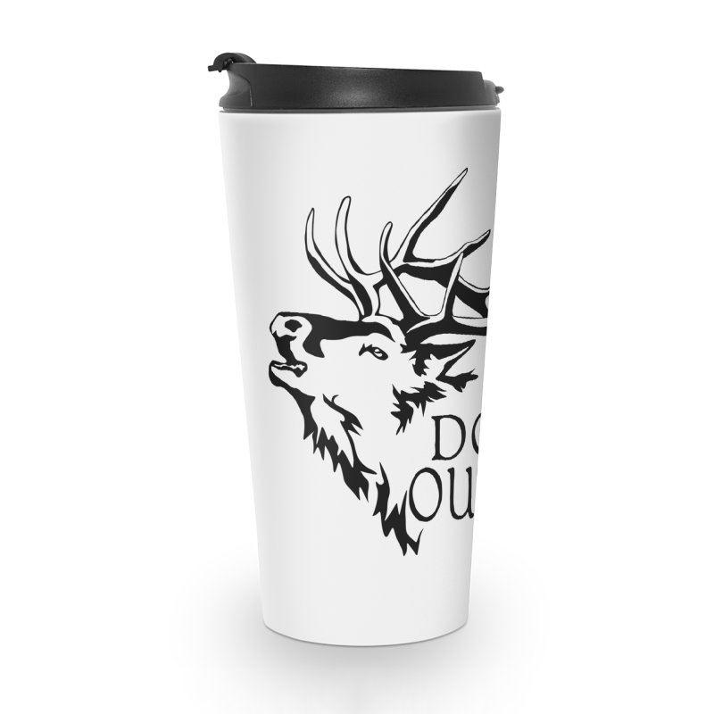 Elk Dolores Outfitters Accessories Travel Mug by dolores outfitters's Artist Shop