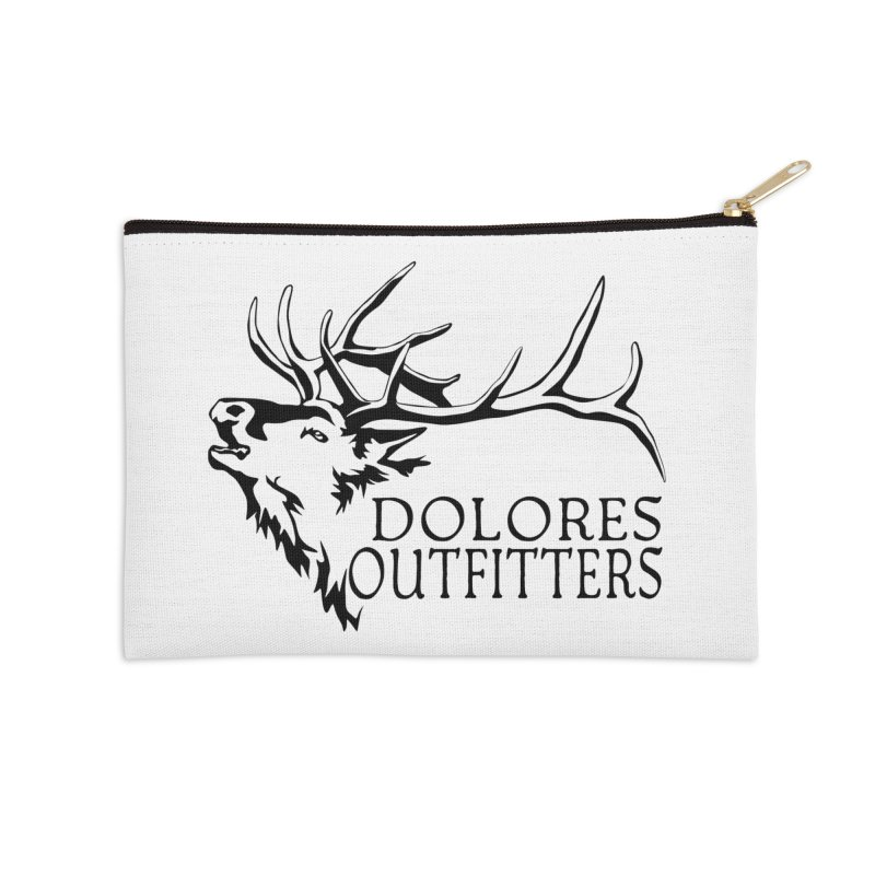 Elk Dolores Outfitters Accessories Zip Pouch by dolores outfitters's Artist Shop