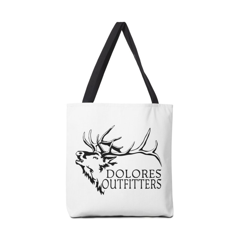 Elk Dolores Outfitters Accessories Tote Bag Bag by dolores outfitters's Artist Shop
