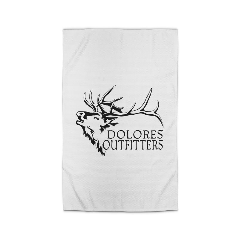 Elk Dolores Outfitters Home Rug by dolores outfitters's Artist Shop