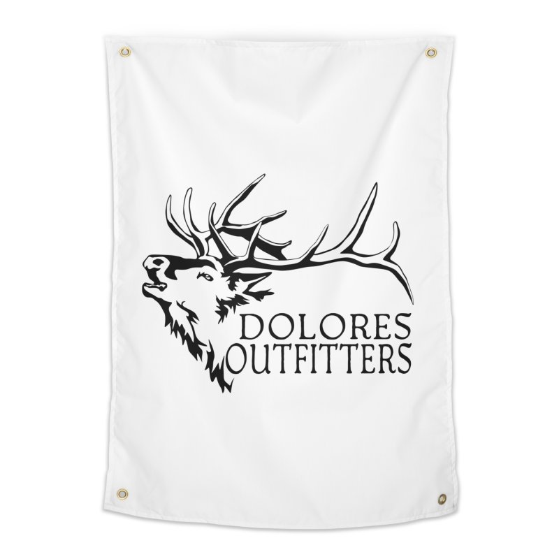 Elk Dolores Outfitters Home Tapestry by dolores outfitters's Artist Shop