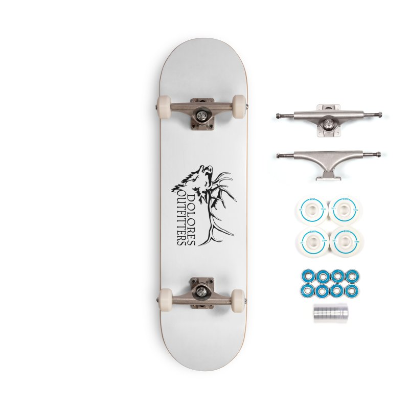Elk Dolores Outfitters Accessories Complete - Basic Skateboard by dolores outfitters's Artist Shop
