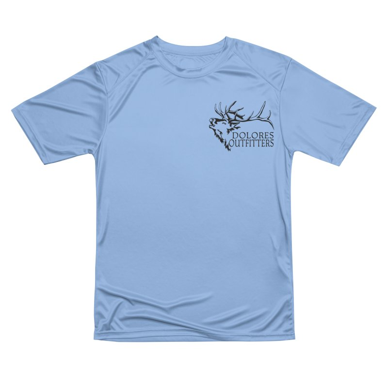 Elk Dolores Outfitters Women's Performance Unisex T-Shirt by dolores outfitters's Artist Shop