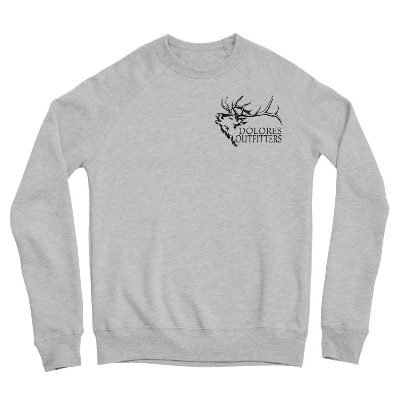 Elk Dolores Outfitters Women's Sponge Fleece Sweatshirt by dolores outfitters's Artist Shop