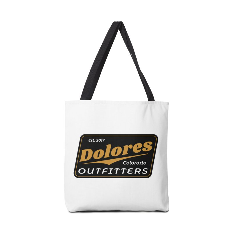 Dolores Outfitters Beer Logo Accessories Tote Bag Bag by dolores outfitters's Artist Shop