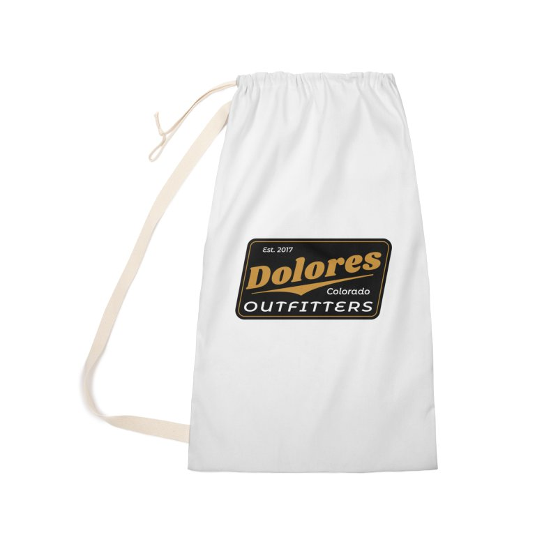 Dolores Outfitters Beer Logo Accessories Laundry Bag Bag by dolores outfitters's Artist Shop