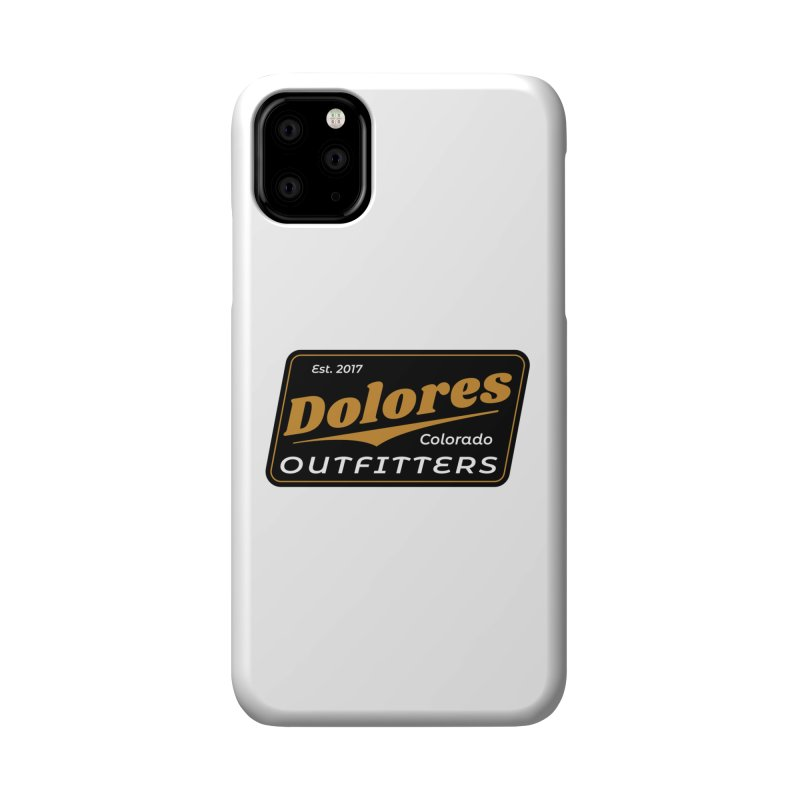 Dolores Outfitters Beer Logo Accessories Phone Case by dolores outfitters's Artist Shop