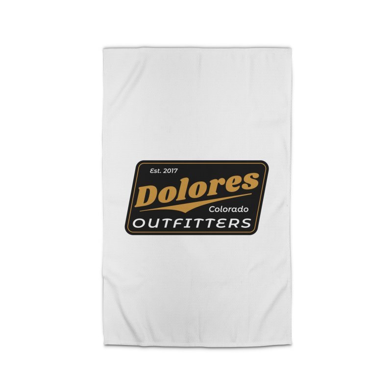 Dolores Outfitters Beer Logo Home Rug by dolores outfitters's Artist Shop