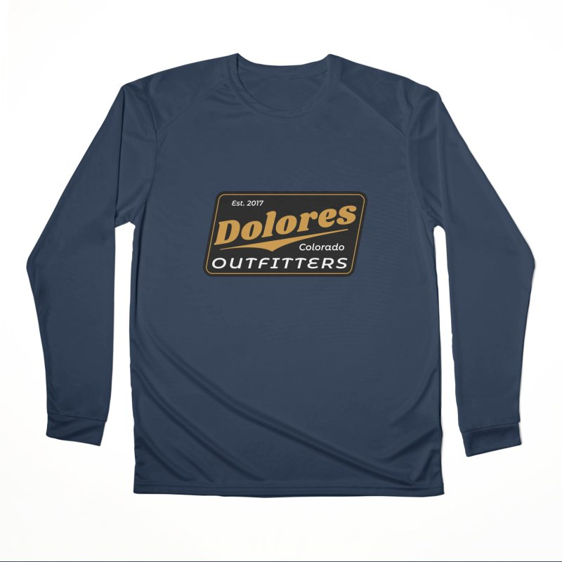 Dolores Outfitters Beer Logo Women's Performance Unisex Longsleeve T-Shirt by dolores outfitters's Artist Shop