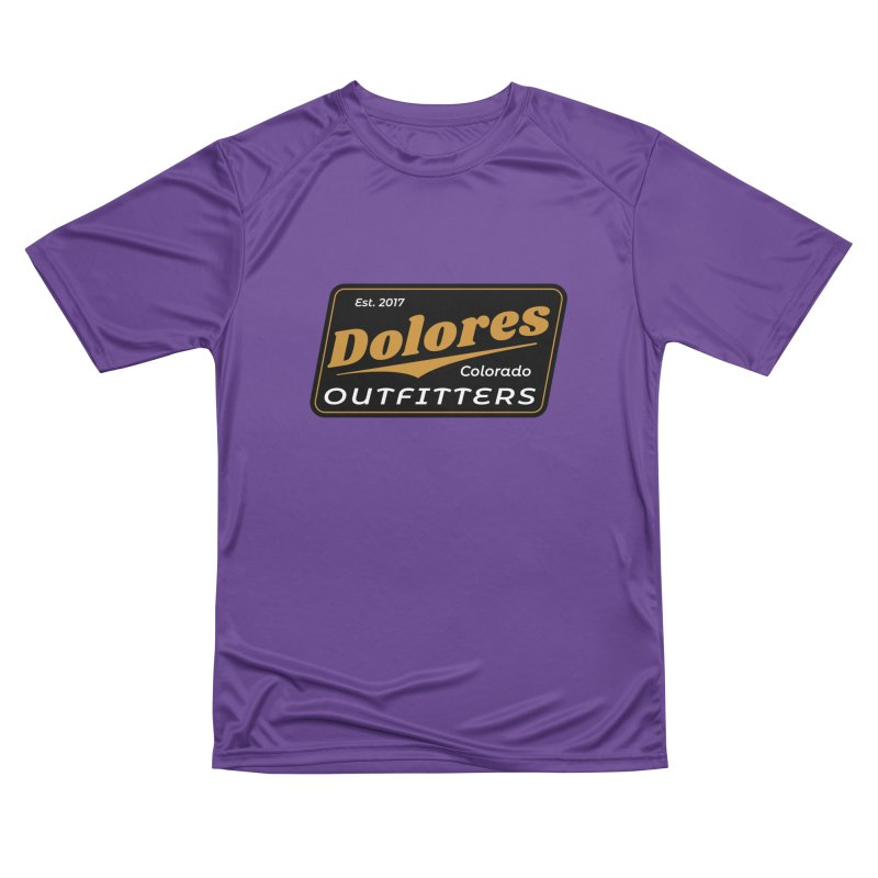 Dolores Outfitters Beer Logo Men's Performance T-Shirt by dolores outfitters's Artist Shop