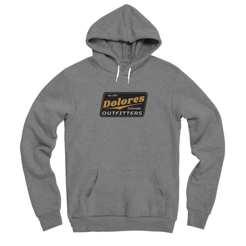 Dolores Outfitters Beer Logo Women's Sponge Fleece Pullover Hoody by dolores outfitters's Artist Shop