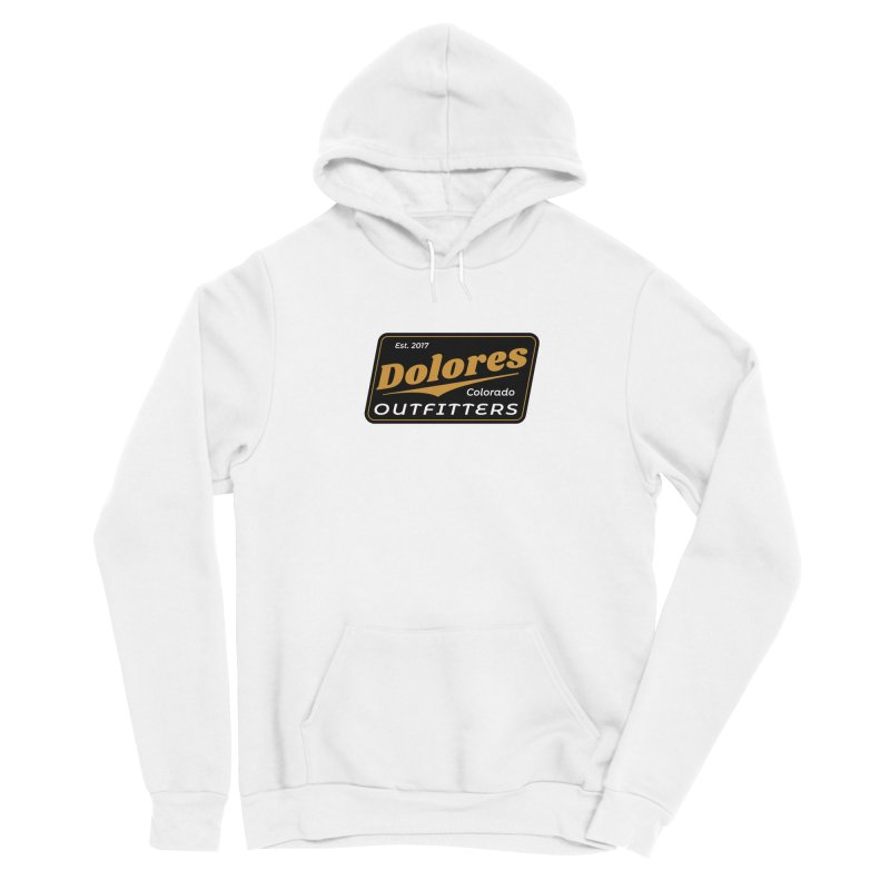 Dolores Outfitters Beer Logo Men's Sponge Fleece Pullover Hoody by dolores outfitters's Artist Shop