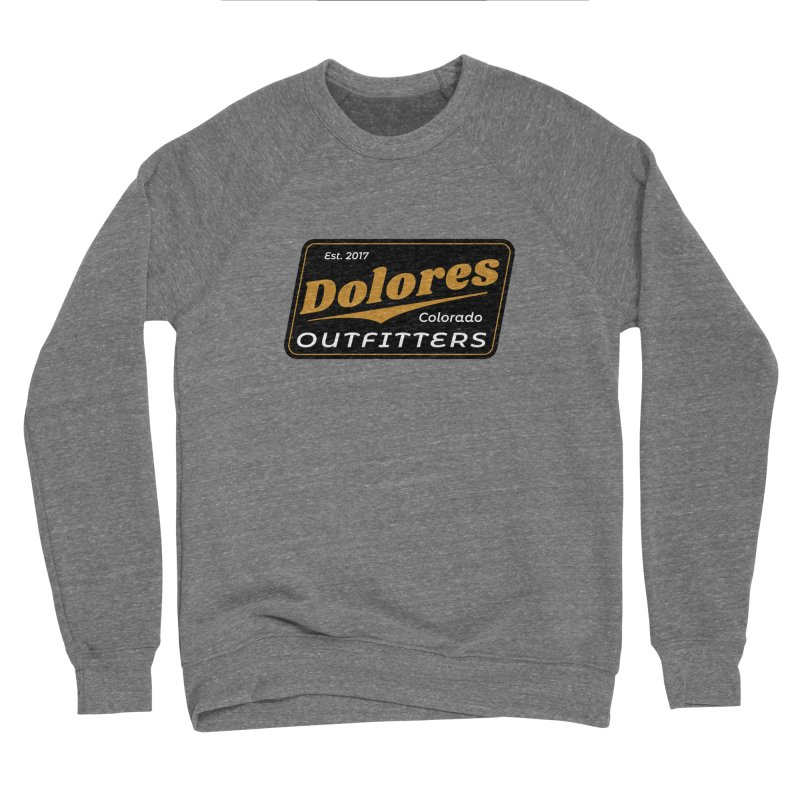 Dolores Outfitters Beer Logo Women's Sponge Fleece Sweatshirt by dolores outfitters's Artist Shop