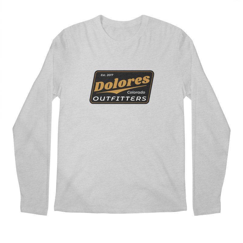 Dolores Outfitters Beer Logo Men's Regular Longsleeve T-Shirt by dolores outfitters's Artist Shop