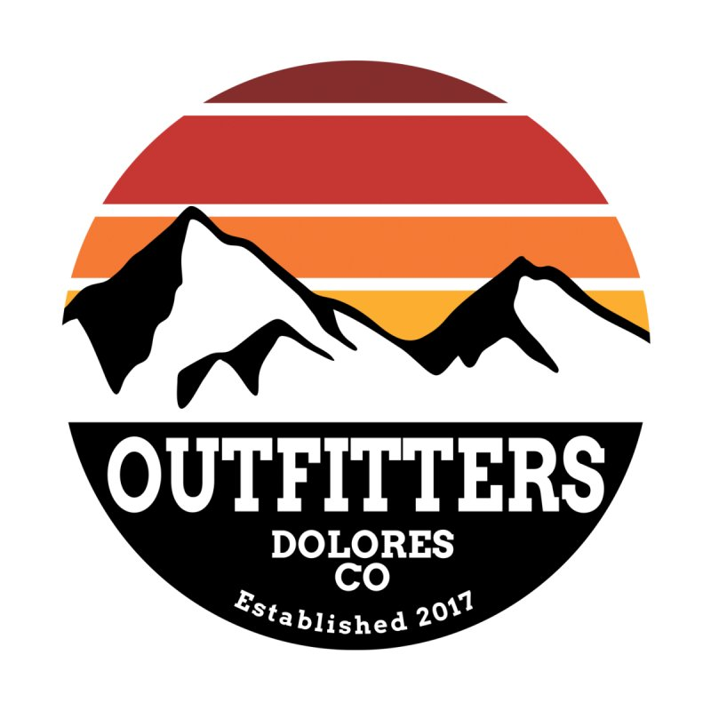 Dolores Outfitters Sunset Logo Kids Baby Zip-Up Hoody by dolores outfitters's Artist Shop