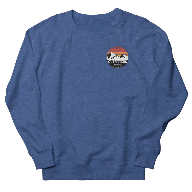 Dolores Outfitters Sunset Logo Men's Sweatshirt by dolores outfitters's Artist Shop