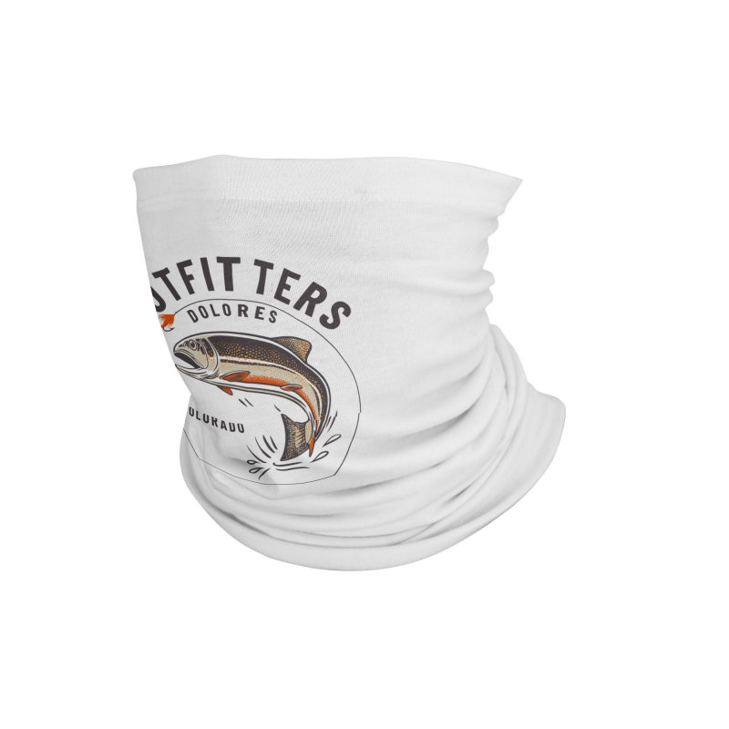 Outfitters Fly Accessories Neck Gaiter by dolores outfitters's Artist Shop
