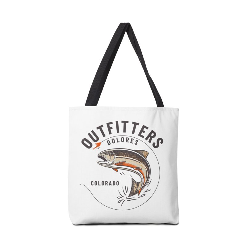 Outfitters Fly Accessories Bag by dolores outfitters's Artist Shop