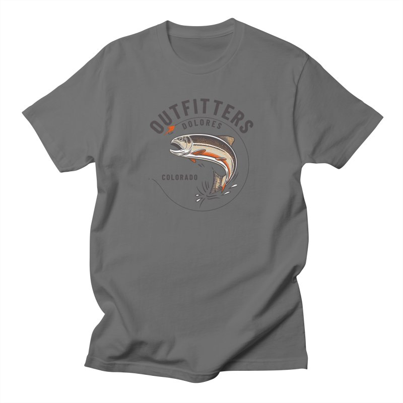 Outfitters Fly Men's T-Shirt by dolores outfitters's Artist Shop