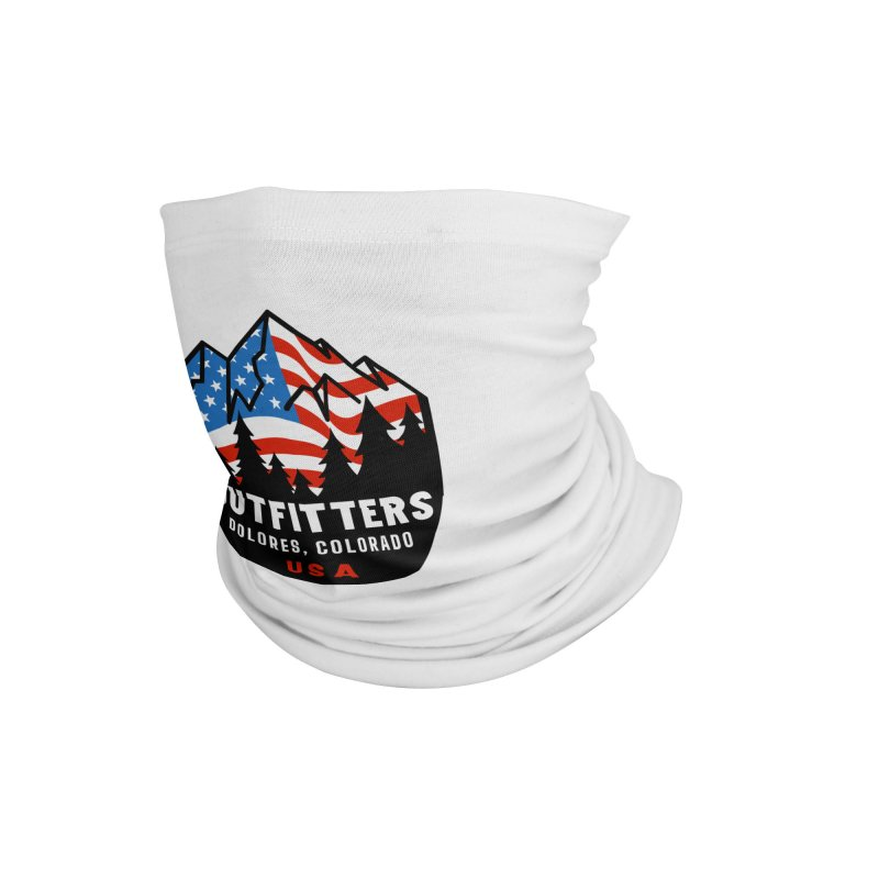 'Merica Accessories Neck Gaiter by dolores outfitters's Artist Shop