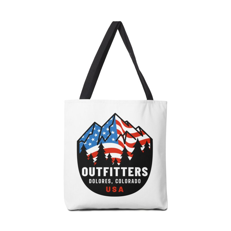 'Merica Accessories Bag by dolores outfitters's Artist Shop
