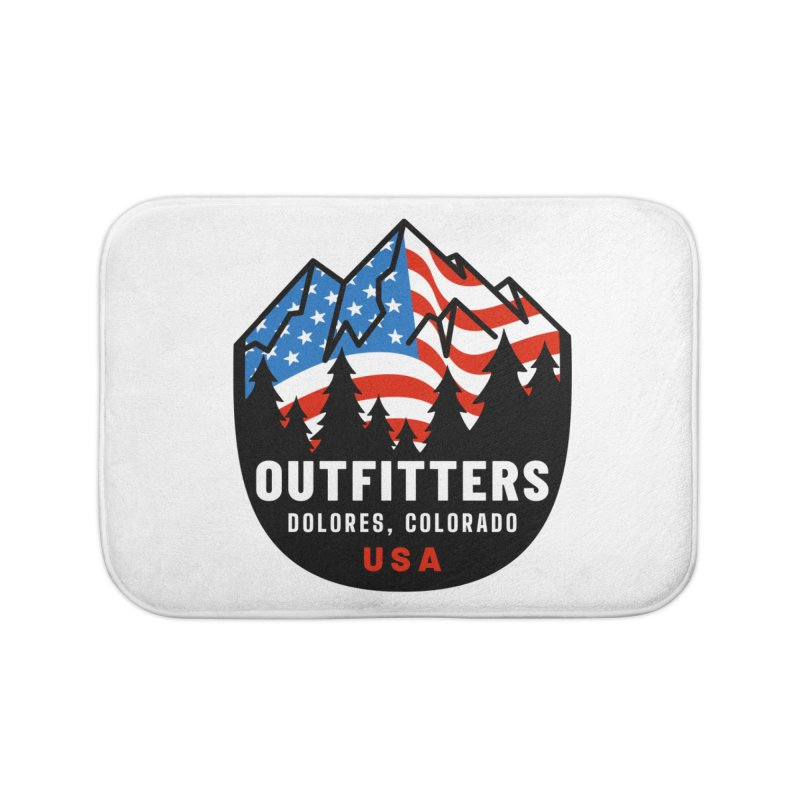 'Merica Home Bath Mat by dolores outfitters's Artist Shop