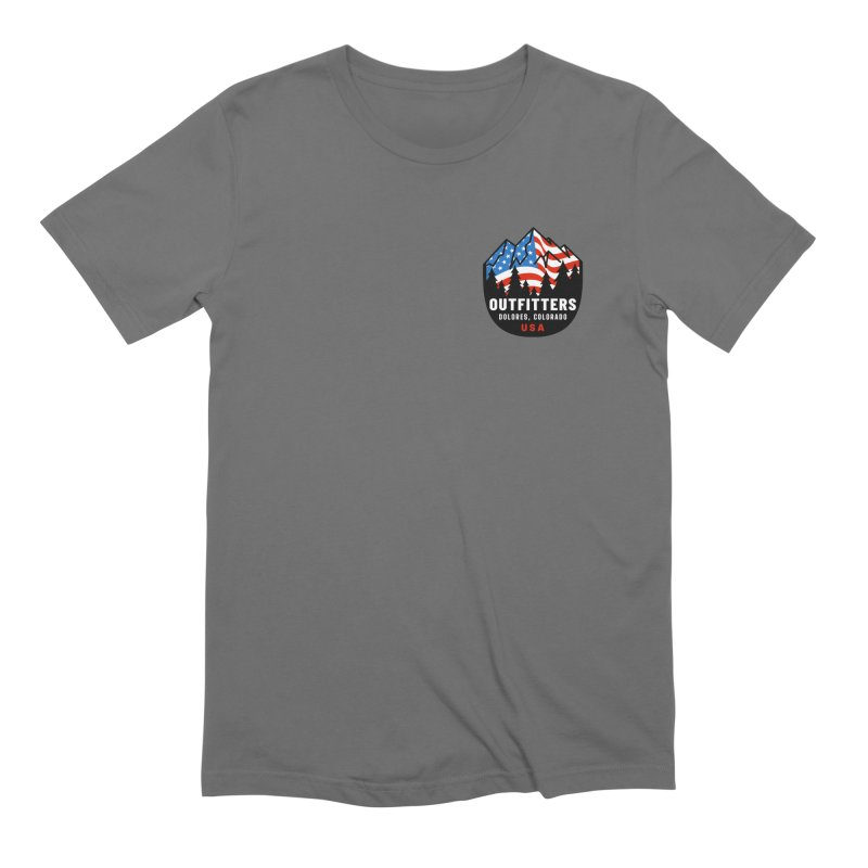 'Merica Men's T-Shirt by dolores outfitters's Artist Shop