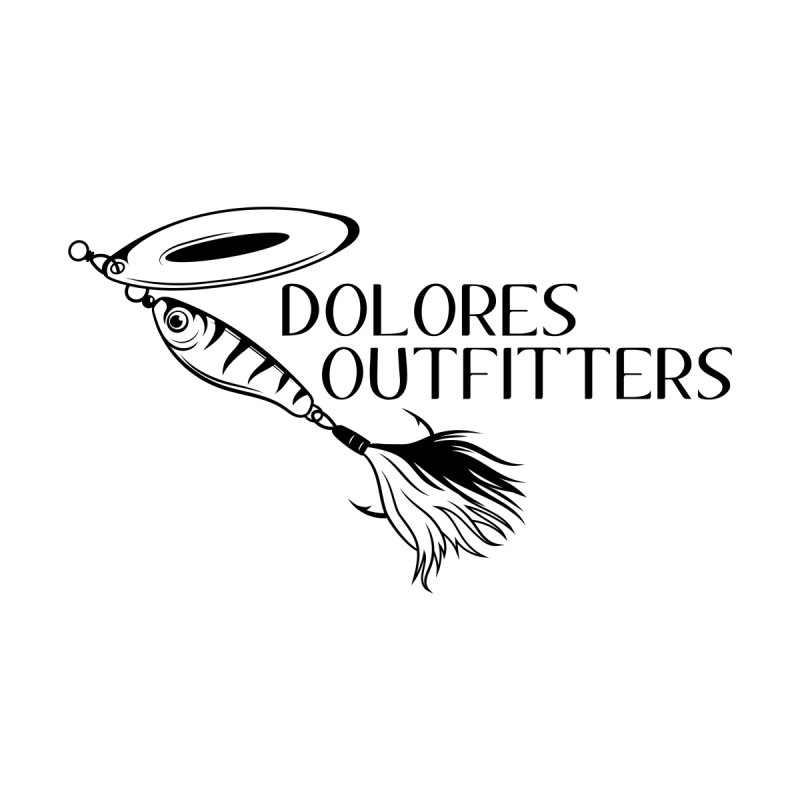 Dolores Outfitters Lure Logo Women's T-Shirt by dolores outfitters's Artist Shop