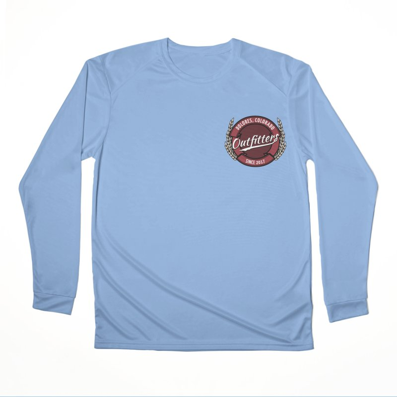 Outfitters Fancy Men's Longsleeve T-Shirt by dolores outfitters's Artist Shop