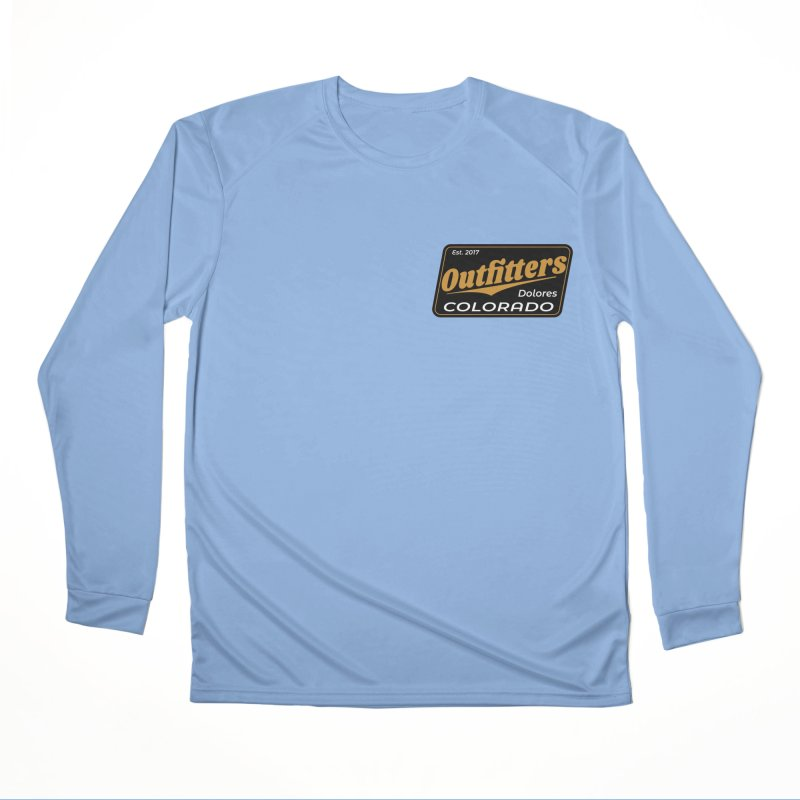 Outfitters Classy Colorado Men's Longsleeve T-Shirt by dolores outfitters's Artist Shop